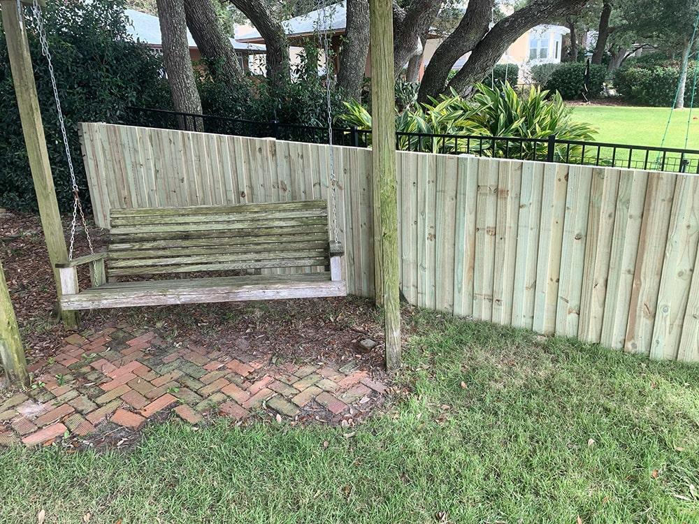 Pensacola Fence